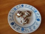 Mandlovo čokoládové cukroví. recept