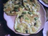 Vaječné palačinky s náplní recept