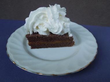 Rychlý Sachrův dort