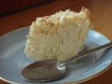 Kokosový dortík z fazolí recept