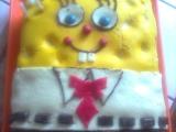 Dort Spongebob I recept
