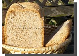 Domácí chléb s otrubami recept