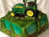 Traktor John Deere recept