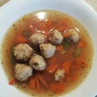 Strouhankové knedlíčky do polévky recept