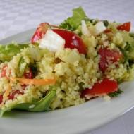 Salát z kuskusu a zeleniny recept