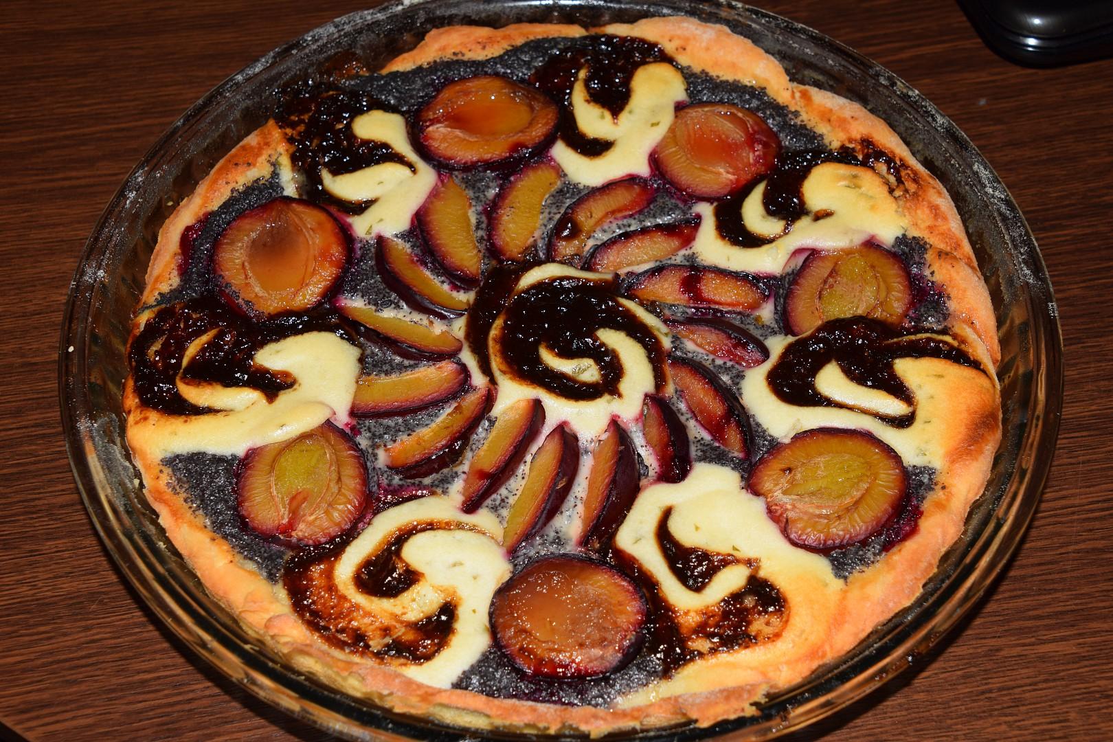 Kynuté ovocné koláče recept