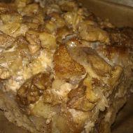 Velký hruškový koláč recept