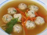 Čirá rybí polévka z Kampy recept