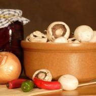Houbové pečenáče recept