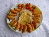 Krůtí plátky s kari a česnekem recept