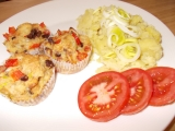 Nádivkové muffinky recept
