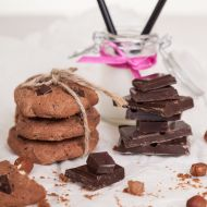 Bezlepkové cookies více chutí recept