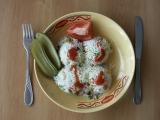 Drůbeží rizoto recept