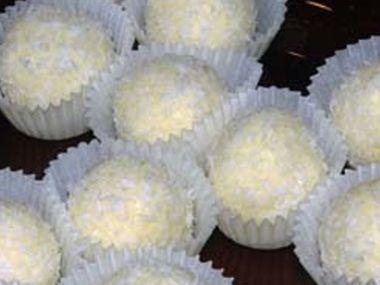 DIA Mléčné kuličky s kokosem