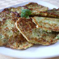 Brokolicové bramboráčky recept