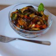 Salát z grilované zeleniny recept