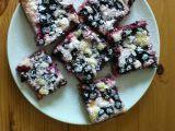 Babiččin borůvkový koláč recept