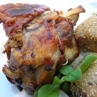 Vepřové kolínko na grilu recept