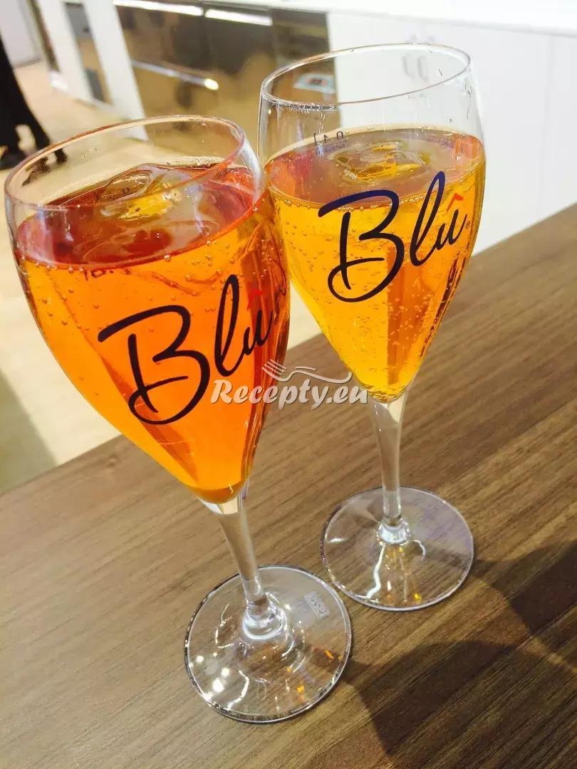 Aperol Spritz recept  míchané nápoje
