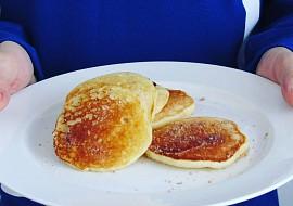 Lívance s cukrem a skořicí recept