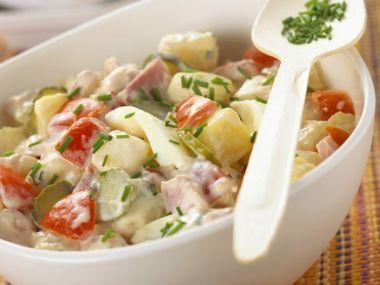 Italský bramborový salátek