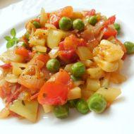 Letní zeleninové lečo recept