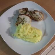 Pečená kuřecí roláda recept