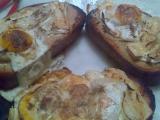 Zapečené chleby recept