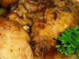 Jalovcové kuře s kysaným zelím recept