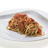 Špagety all Arrabbiata recept
