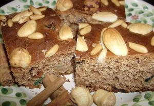 Pan di spezie  sladký kořeněný chlebíček