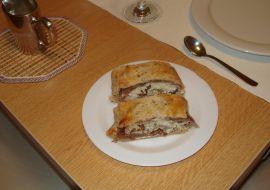 Domácí listové těsto + slané šátečky recept