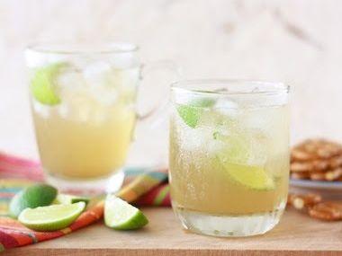 Limonáda ze zázvoru (při letním nachlazení a jako Kinedryl ...