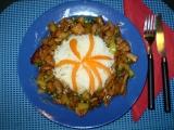 Ananasová čína pro Lukyho recept