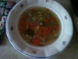 Vepřová polévka recept