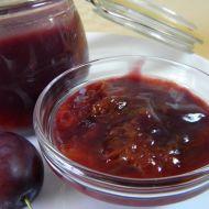 Domácí švestkové chutney recept