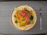 Mořské plody na středomořský způsob recept