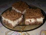 Tvarohový koláč strouhaný recept