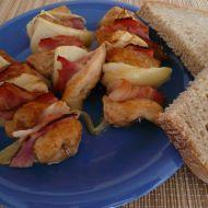 Kuřecí ražniči recept