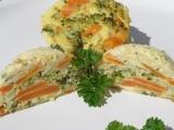 Bábovičky z mrkve a brokolice recept