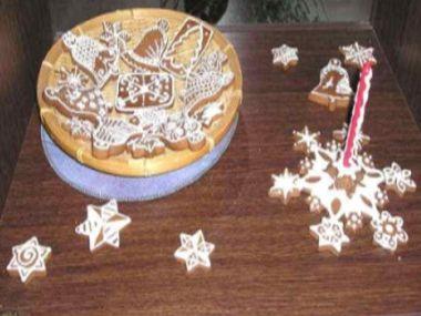 Vánoční perníčky od Cvikovské babičky