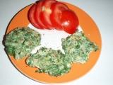 Lehké rybí karbanátky se špenátem recept