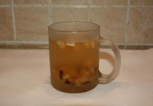 Pečený čaj  hruškový