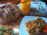 Lilková pomazánka s přírodním šmakounem recept