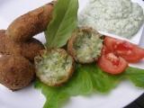 Pórkovo  brokolicové krokety recept