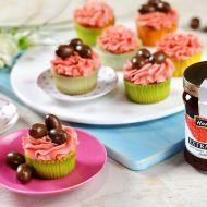 Cupcakes s jahodovým krémem recept