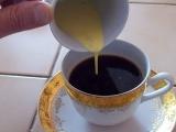 Císařská káva recept