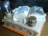 Bernardýn v knize o psech a levitující smetánka recept  TopRecepty ...