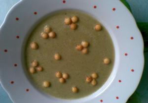 Rychlá hrachová polévka