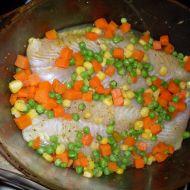 Pangas na zelenině recept